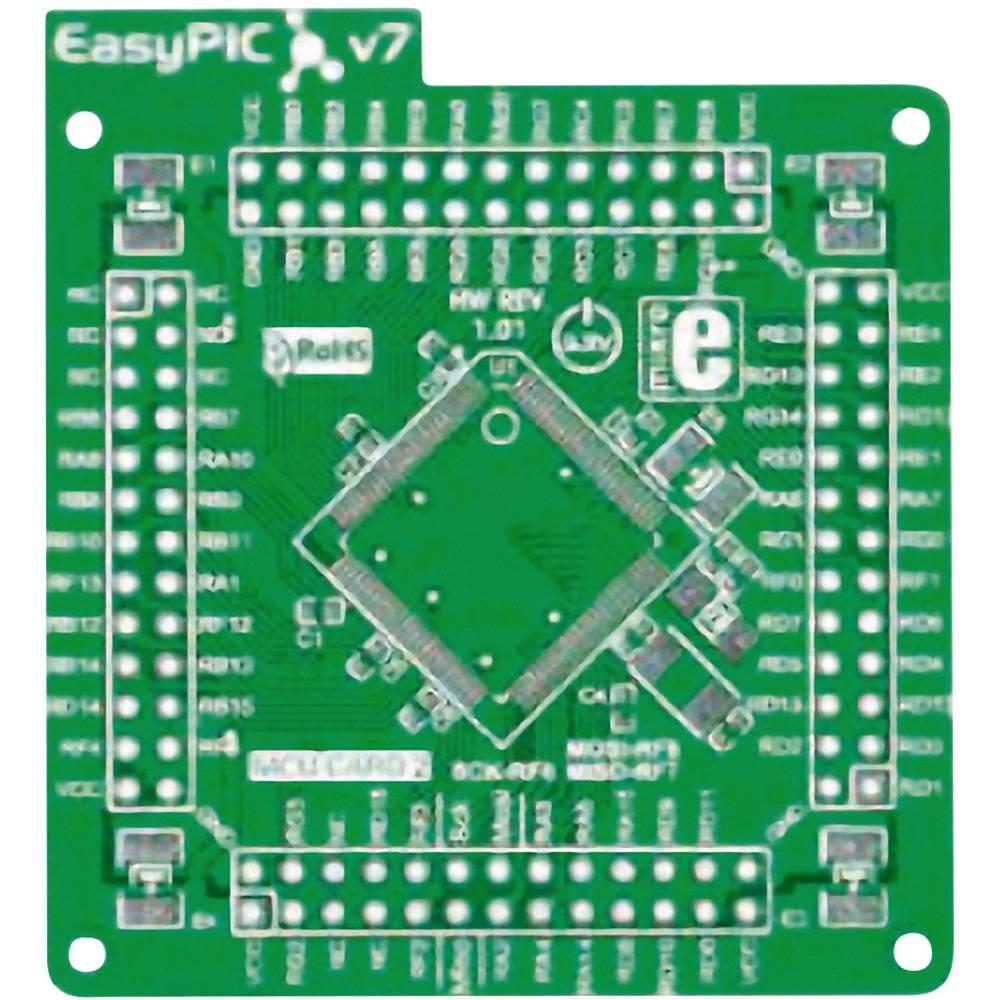 Plošča za tiskano vezje (neopremljena) MikroElektronika MIKROE-1002