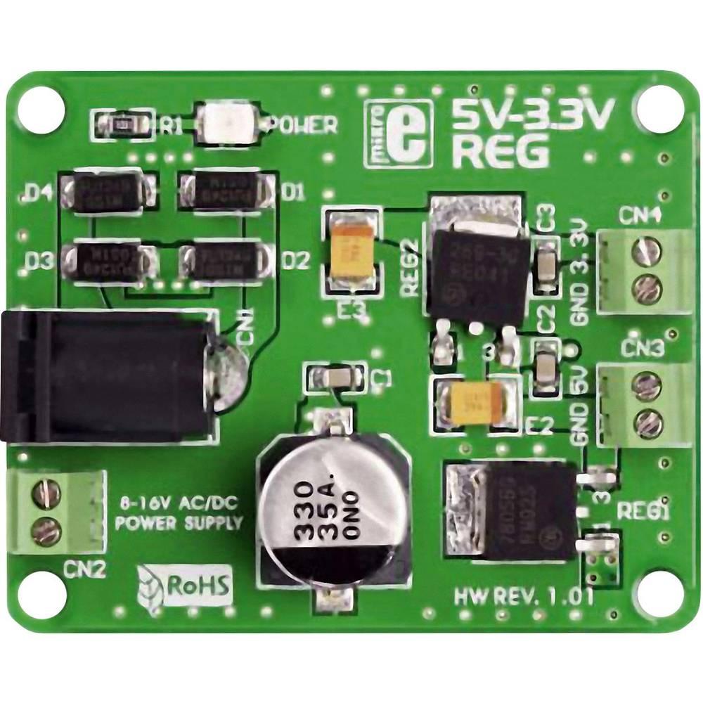 Razvojna plošča MikroElektronika MIKROE-192