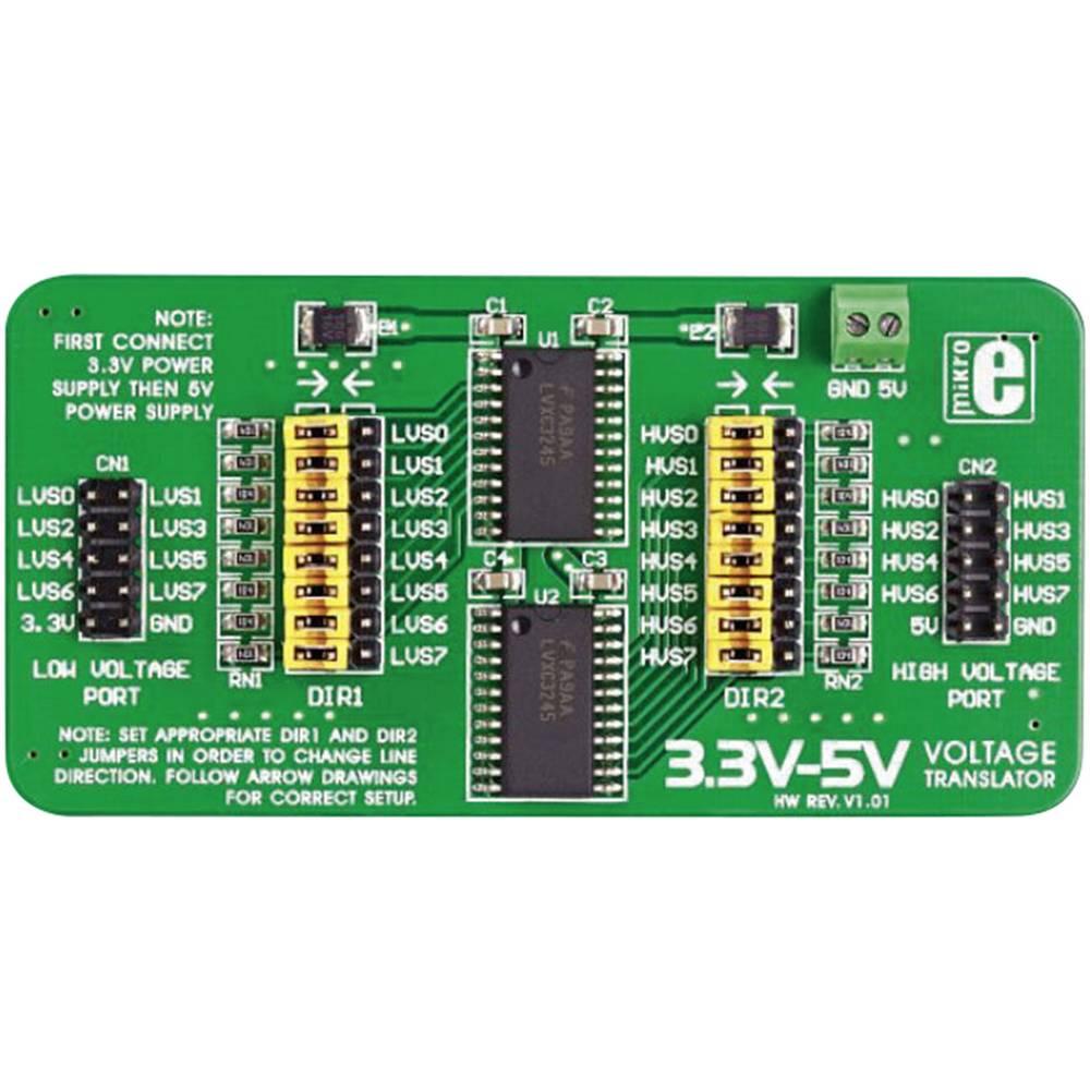 Razvojna plošča MikroElektronika MIKROE-258