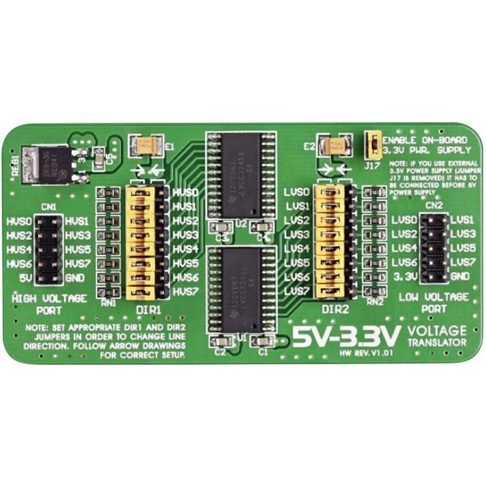 Razvojna plošča MikroElektronika MIKROE-259