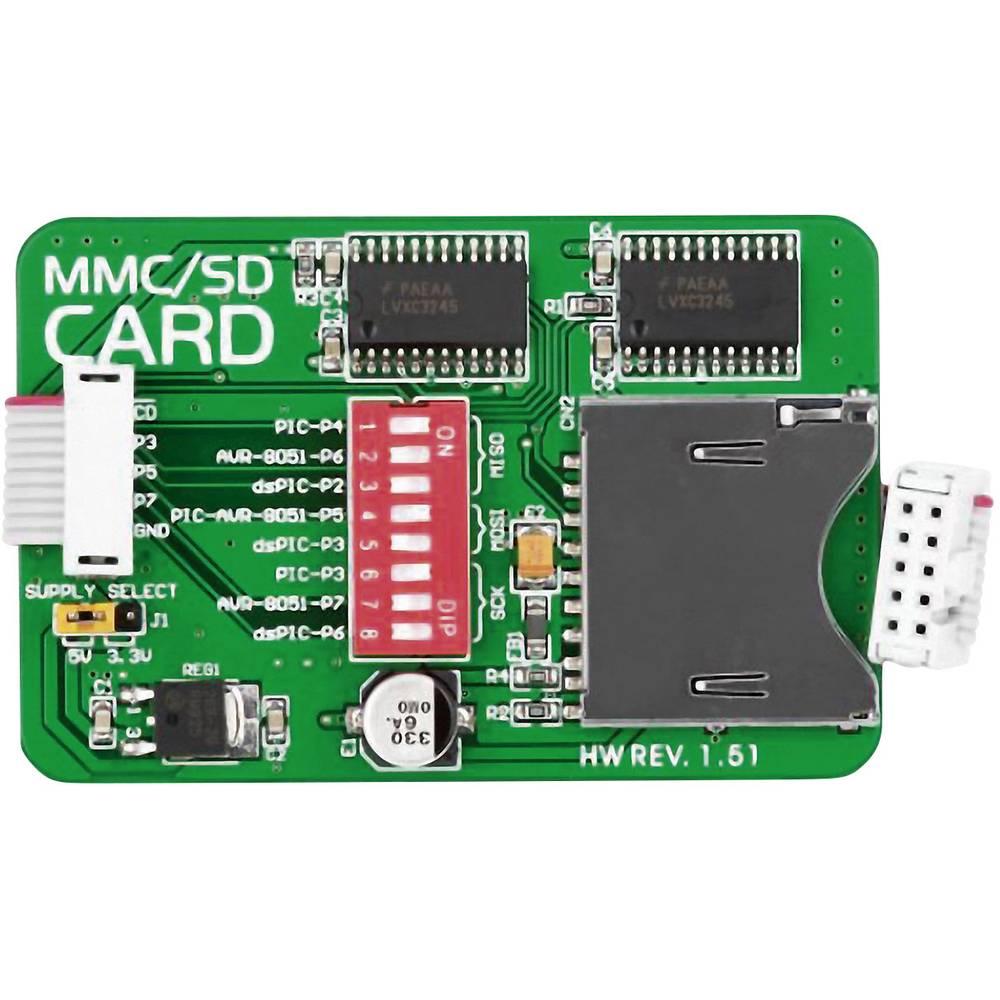 Razvojna plošča MikroElektronika MIKROE-3