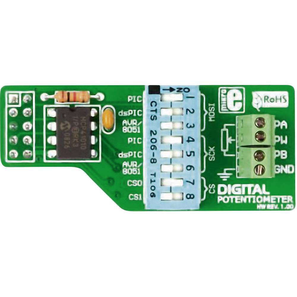 Razvojna plošča MikroElektronika MIKROE-198