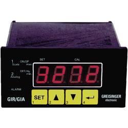 Greisinger GIR 2002 0 - 1 V/0 - 2 V/0 - 10 V/0 - 50 mV/4 - 20 mA/0 - 20 mA/0 - 10 kHz/0 - 9999 U/min