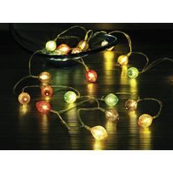Notranja svetlobna veriga z motivom Polarlite, baterijsko delovanje, 20 LED, topla bela svetloba, 220 cm, LBA-20-005