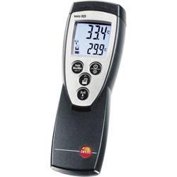 Merilnik temperature testo 925 -50 do +1000 °C vrsta tipala: K kalibracija narejena po: delovnih standardih