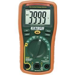 Ročni multimeter, digitalni Extech EX330 kalibracija narejena po: delovnih standardih, CAT III 600 V število znakov na zaslonu: