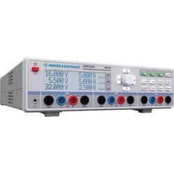 Kal. ISO-Laboratorijski napajalnik, nastavljiv Hameg HMP2030 0 - 32 V/DC 0 - 5 A 188 W USB, RS-232 OVP, programabilni, št. izhod