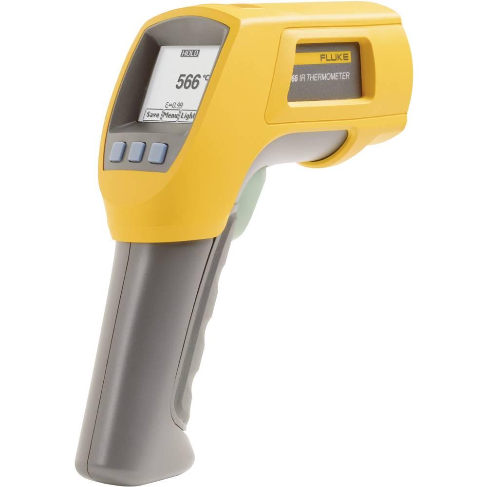 Infrardeči termometer Fluke 566 optika 30:1 -40 do +650 °C kontaktno merjenje,