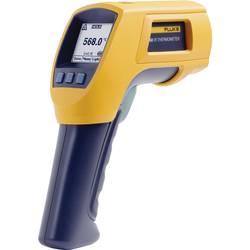 Kalib. ISO-Fluke 568 infracrveni termometar, optika 50/1, područje mjerenja IR: -40 do +800 C/K-Typ: -40 do +1372 C 2837806