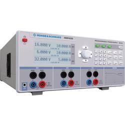 Kal. ISO-Laboratorijski napajalnik, nastavljiv Hameg HMP4030 0 - 32 V/DC 0 - 10 A 384 W USB, RS-232 OVP, programabilni, št. izho