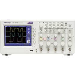 Kal. ISO Digitalni osciloskop Tektronix TDS2024C 200 MHz 4-kanalni 2 GSa/s 2.5 kpts 8 Bit kalibracija narejena po: ISO, digitaln