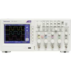 Kal. DAkkS Digitalni osciloskop Tektronix TDS2024C 200 MHz 4-kanalni 2 GSa/s 2.5 kpts 8 Bit kalibracija narejena po DAkkS digita
