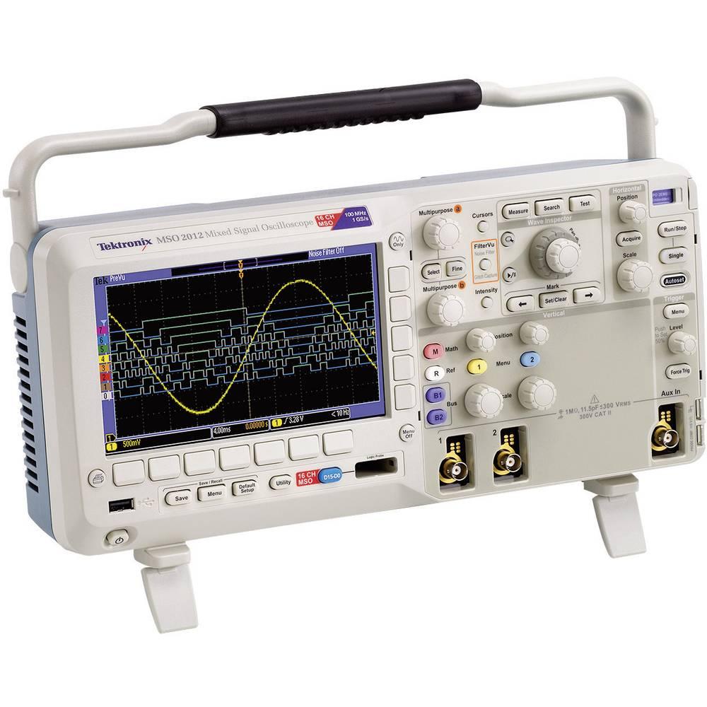 Digitalni osciloskop Tektronix DPO2004B 70 MHz 4-kanalni 1 GSa/s 1 Mpts 8 Bit digitalni pomnilnik (DSO)