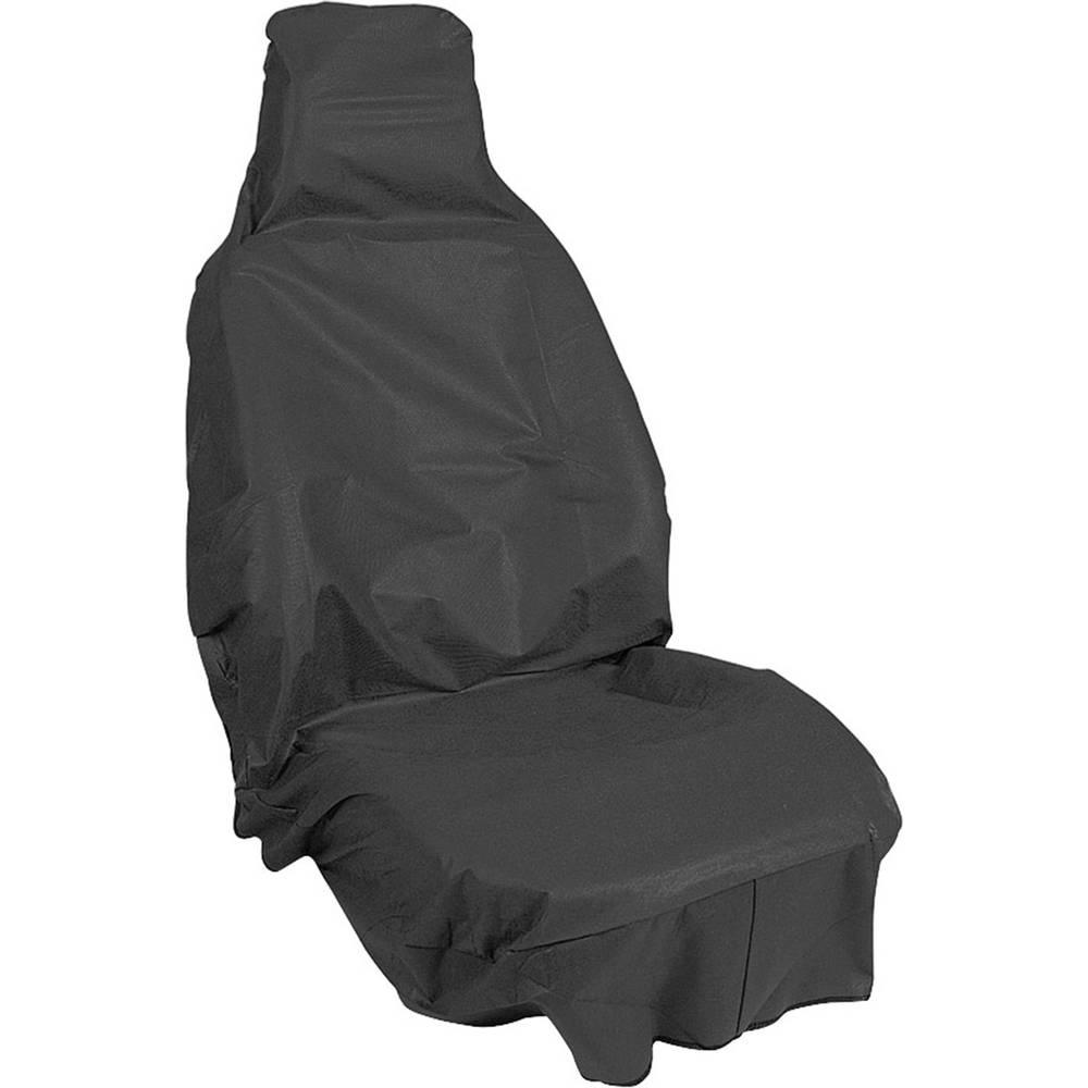 APA Zaščitna sedežna prevleka za delavnico, črna, 1 sedež 31400