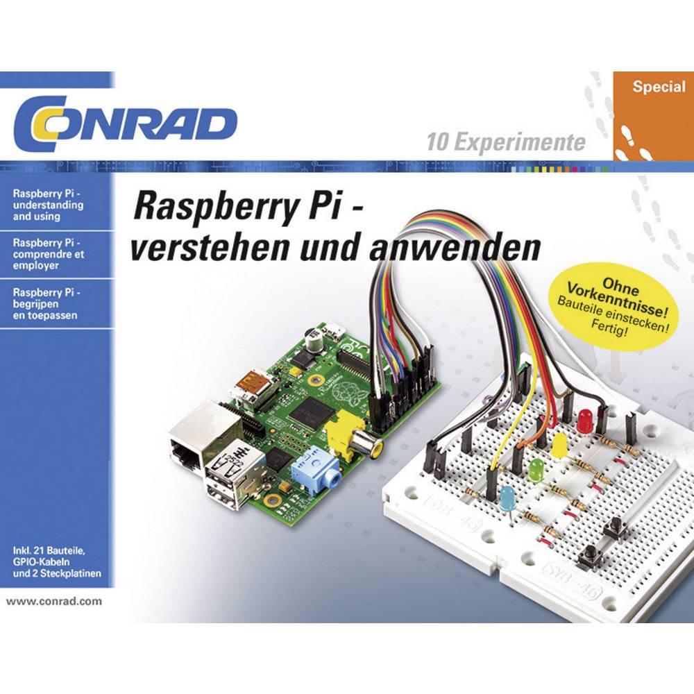 Paket za učenje Conrad Components paket za učenje Raspberry Pi 1225953