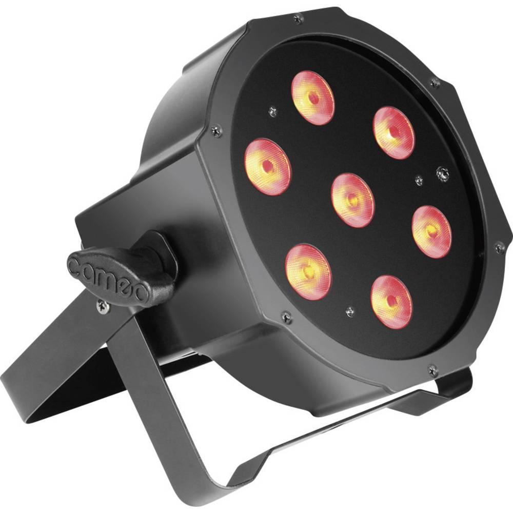 LED PAR reflektor broj LED lampica: 7 Cameo CLPFLAT1TRI3WIR