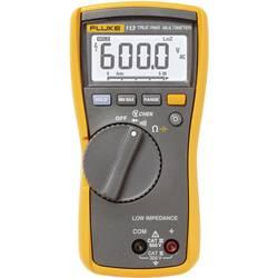 Kal. ISO Ročni multimeter digitalni Fluke 113 kalibracija narejena po: ISO CAT III 600 V število mest na zaslonu: 6000