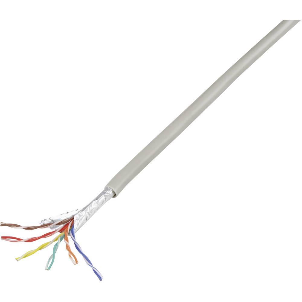 Telefonski kabel J-Y(ST)Y 6 x 2 x 0.28 mm sive boje Conrad Components 93030c263 10 m