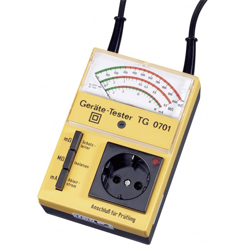 Testirna naprava, Tester inštalacije GMW TG 0701 DIN EN 61010 del 1/VDE 0411 del 1