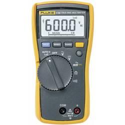 Kal. ISO Ročni multimeter digitalni Fluke 114 kalibracija narejena po: ISO CAT III 600 V število mest na zaslonu: 6000