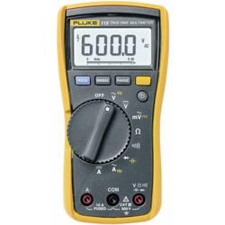 Ručni multimetar digitalni Fluke 115 kalibriran prema tvorničkom standardu CAT III 600 V broj mjesta na zaslonu: 6000