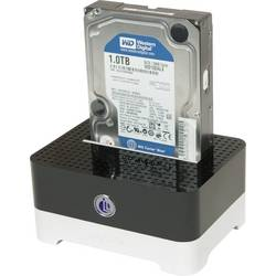 USB 3.0 SATA 1 vhod, trdi disk-priklopna postaja, LogiLink QP0016B