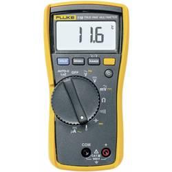 Kal. ISO Ročni multimeter digitalni Fluke 116 kalibracija narejena po: ISO CAT III 600 V število mest na zaslonu: 6000