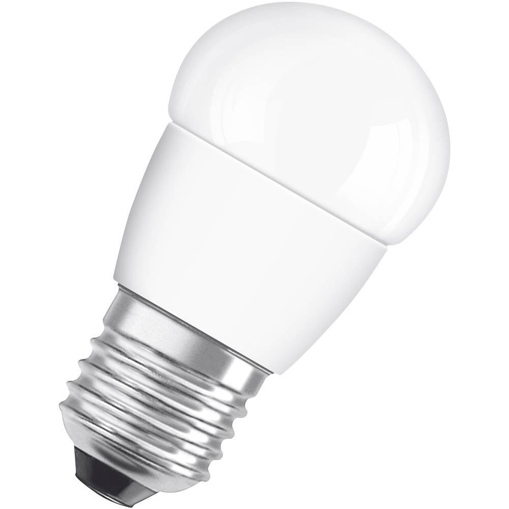 LED Klotform E27 OSRAM 4 W 250 lm A+ Neutralvit 1 st