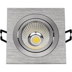 LED ugradbena svjetiljka New Tria 113916 aluminij (češljani)