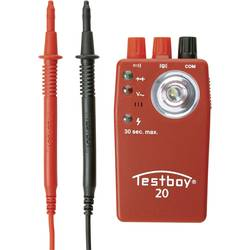 Multitester Testboy 20 Plus, CAT II 300 V