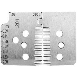 Nož za kliješta za skidanje izolacije, pogodan za vodove s PTFE izolacijom 0.03 do 2.08 mm Rennsteig Werkzeuge 708 201 3 0 pogod