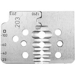 Nož za kliješta za skidanje izolacije, pogodan za vodove s PTFE izolacijom 2.5 do 10 mm Rennsteig Werkzeuge 708 203 3 0 pogodan