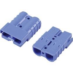 Signalstik, strømstik TRU COMPONENTS Blå 1 stk
