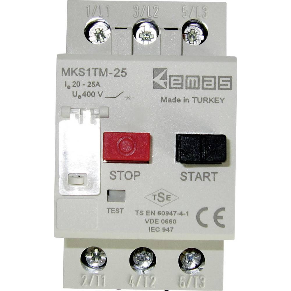 Stikalo za zaščito motorja 400 V/AC 25.0 A EMAS MKS1TM-25 1 kos