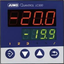 Jumo Quantrol LC300 598845 110 - 240 V/AC izhodi 1 relejni izhod, vgradne mere 96 mm x 96 mm, vgradna globina 80 mm