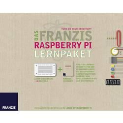 Läropaket Franzis Verlag Das Franzis Raspberry Pi Lernpaket från 14 år