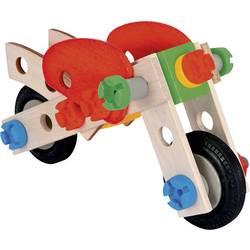 40-delni komplet za sestavljanje Heros Constructor ''Motorno kolo'', št. modelov: 2, od 3. leta starosti naprej