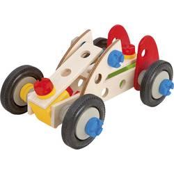 Dirkalni avto Heros Constructor, 50-delni komplet, 3 modeli, starost od 3 let naprej