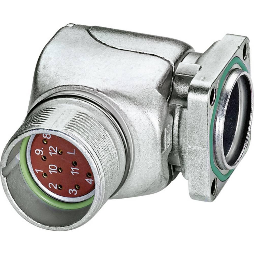 M23 Konektor za naprave, kotni vrtljiv RF-12S2N8AAD00 srebrna Phoenix Contact vsebina: 1 kos
