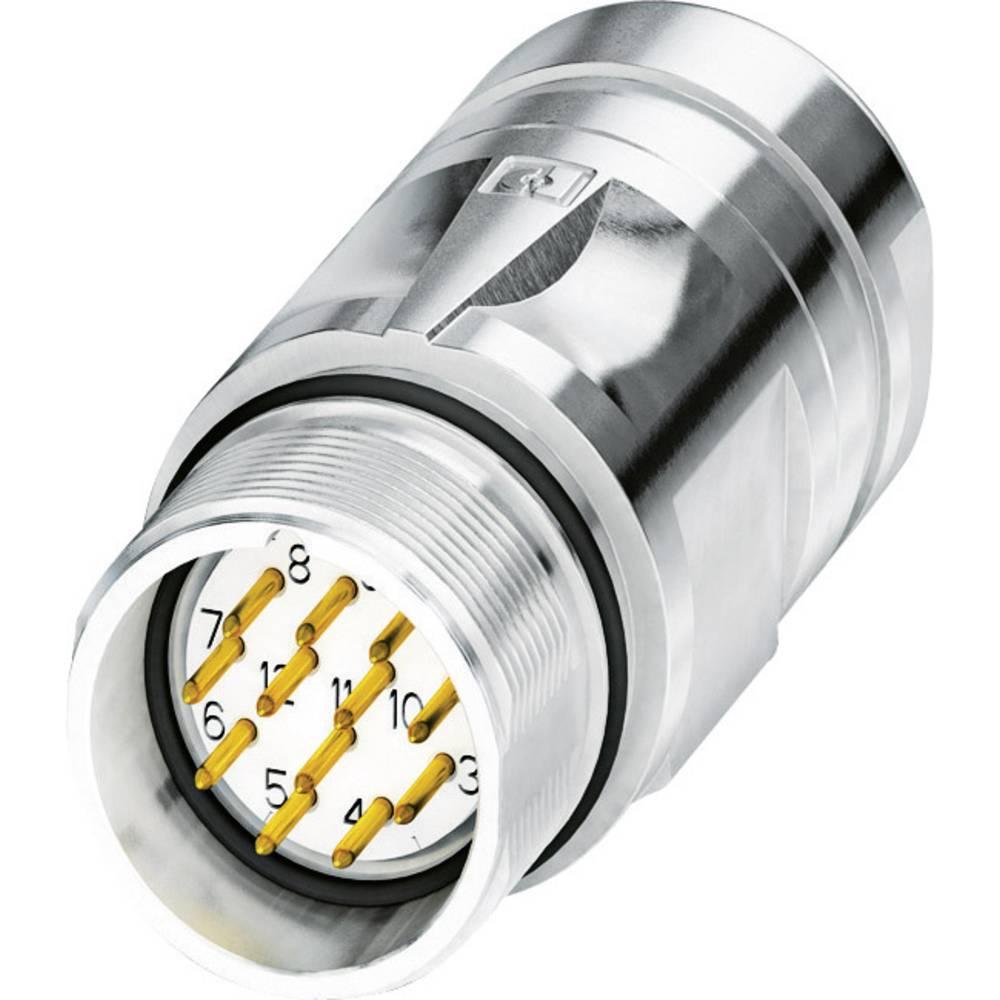 M23-kobling stik Phoenix Contact CA-17P1N8A9007 Sølv 1 stk