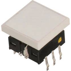 Pritisni gumb 12 V/DC 0.05 A 1 x izklop/vklop Würth Elektronik WS-TLT 440BS67082622 tipkalni 1 kos