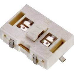 Pritisni gumb 12 V/DC 0.05 A 1 x izklop/vklop Würth Elektronik WS-TLS 444VD21025816 tipkalni 1 kos