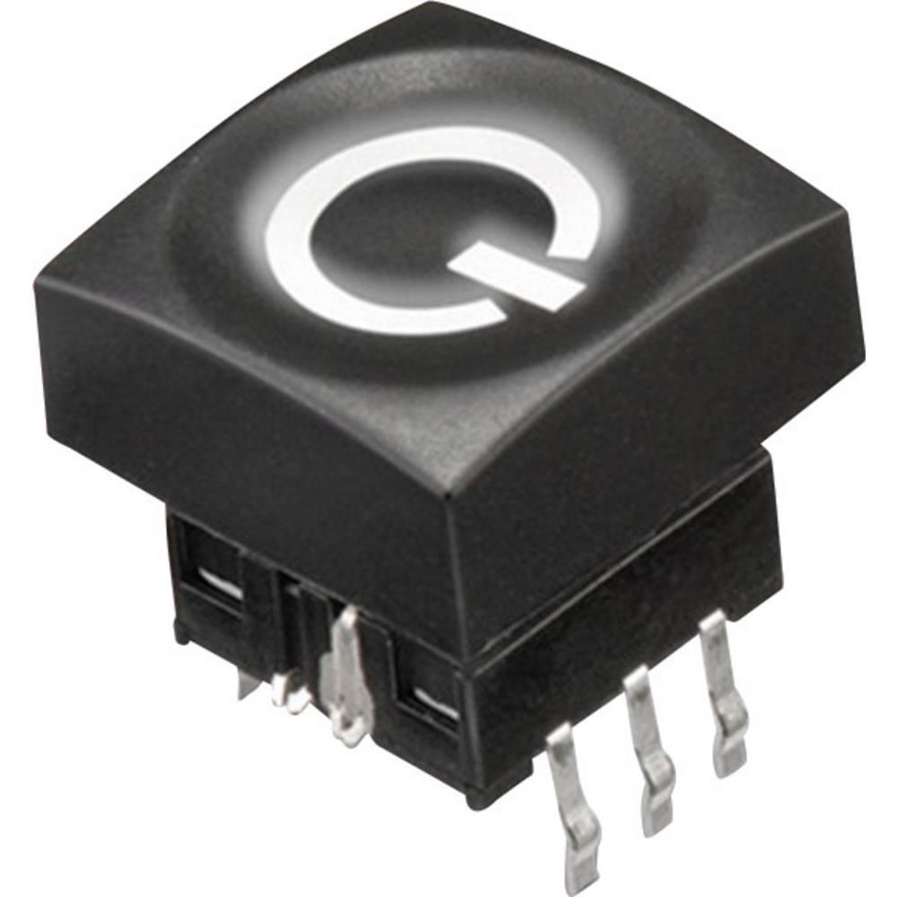 Zaščitni pokrov črne barve, Würth Elektronik 714401001 1 kos