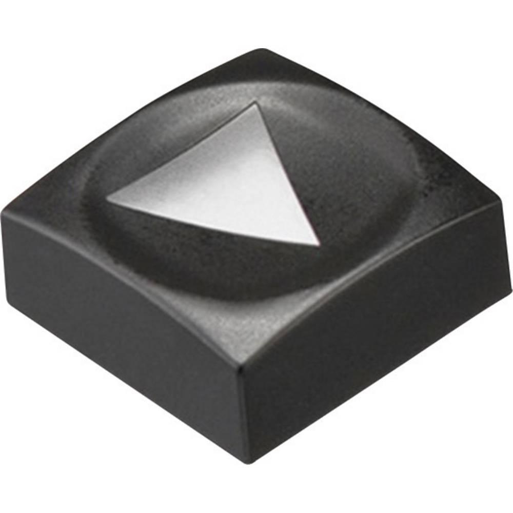 Zaščitni pokrov črne barve, Würth Elektronik 714401002 1 kos