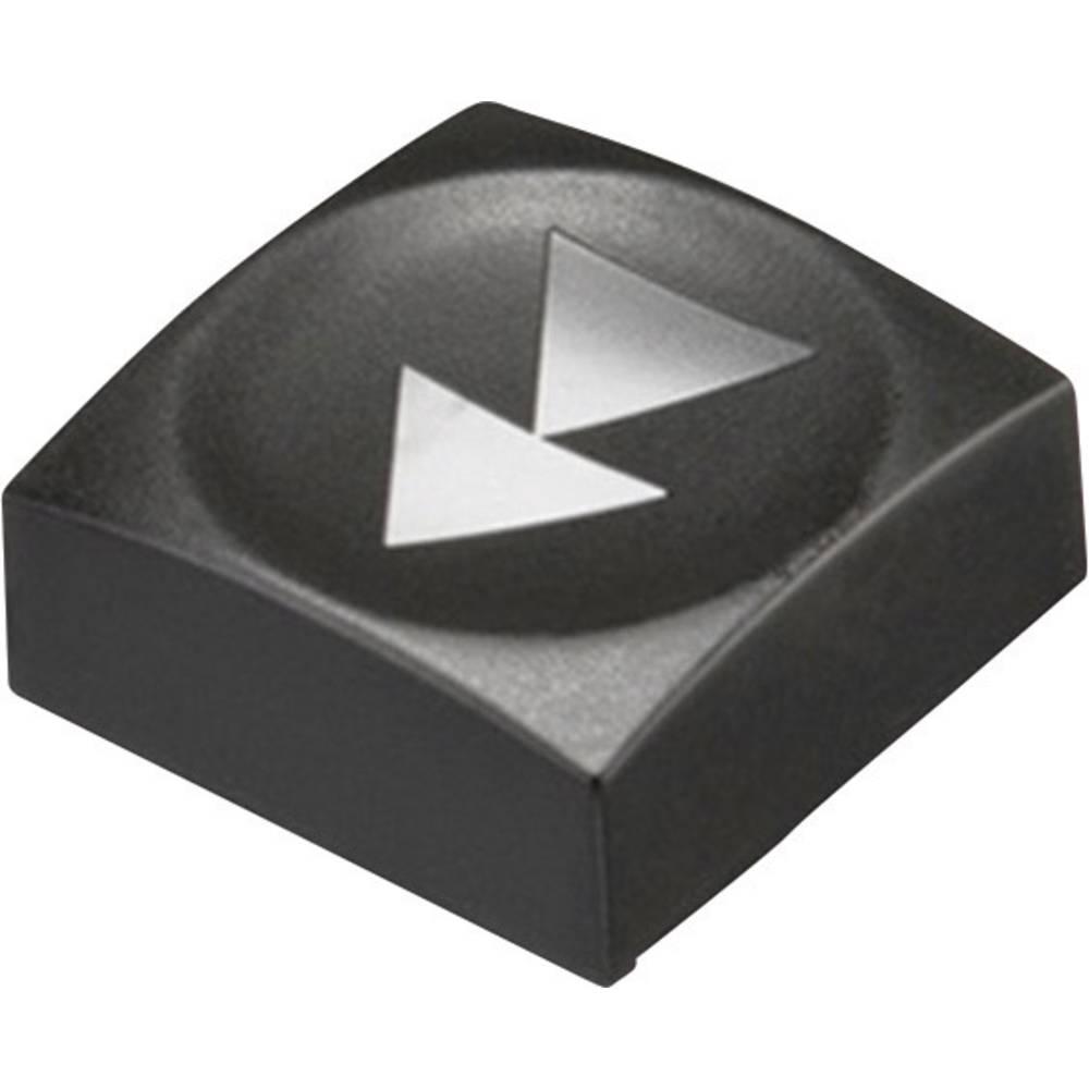 Zaščitni pokrov črne barve, Würth Elektronik 714401003 1 kos