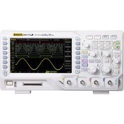 Rigol MSO1104Z Digitalni osciloskop Kalibriran po ISO 100 MHz 20-kanalni 500 MSa/s 3 Mpts 8 Bit Digitalni osciloskop s memorijom