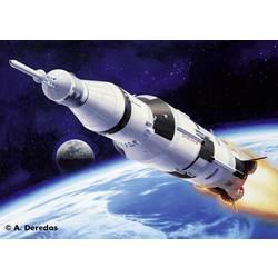 Model vesoljske ladje Revell Apollo Saturn V, komplet za sestavljanje, 4909