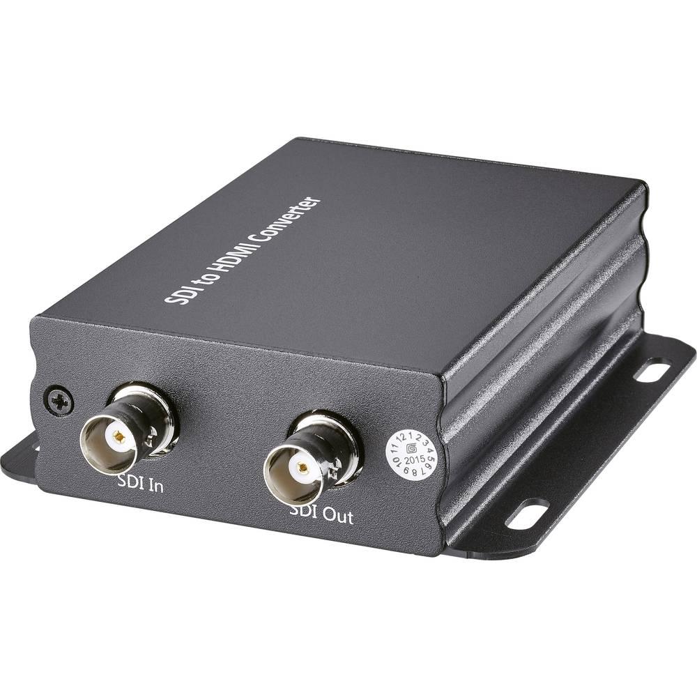 SpeaKa Professional SDI na HDMI konvertor