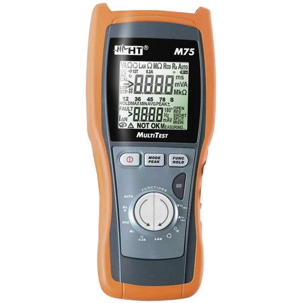 Tester inštalacij HT Instruments M75 EN61010-1, VDE 0100