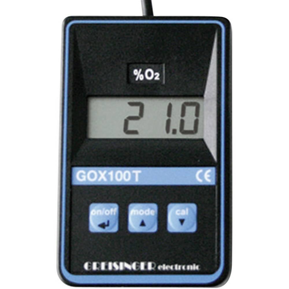 Merilnik vsebnosti kisika Greisinger GOX 100 T 0 - 100 %